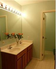 Master Bath Sink & Commode